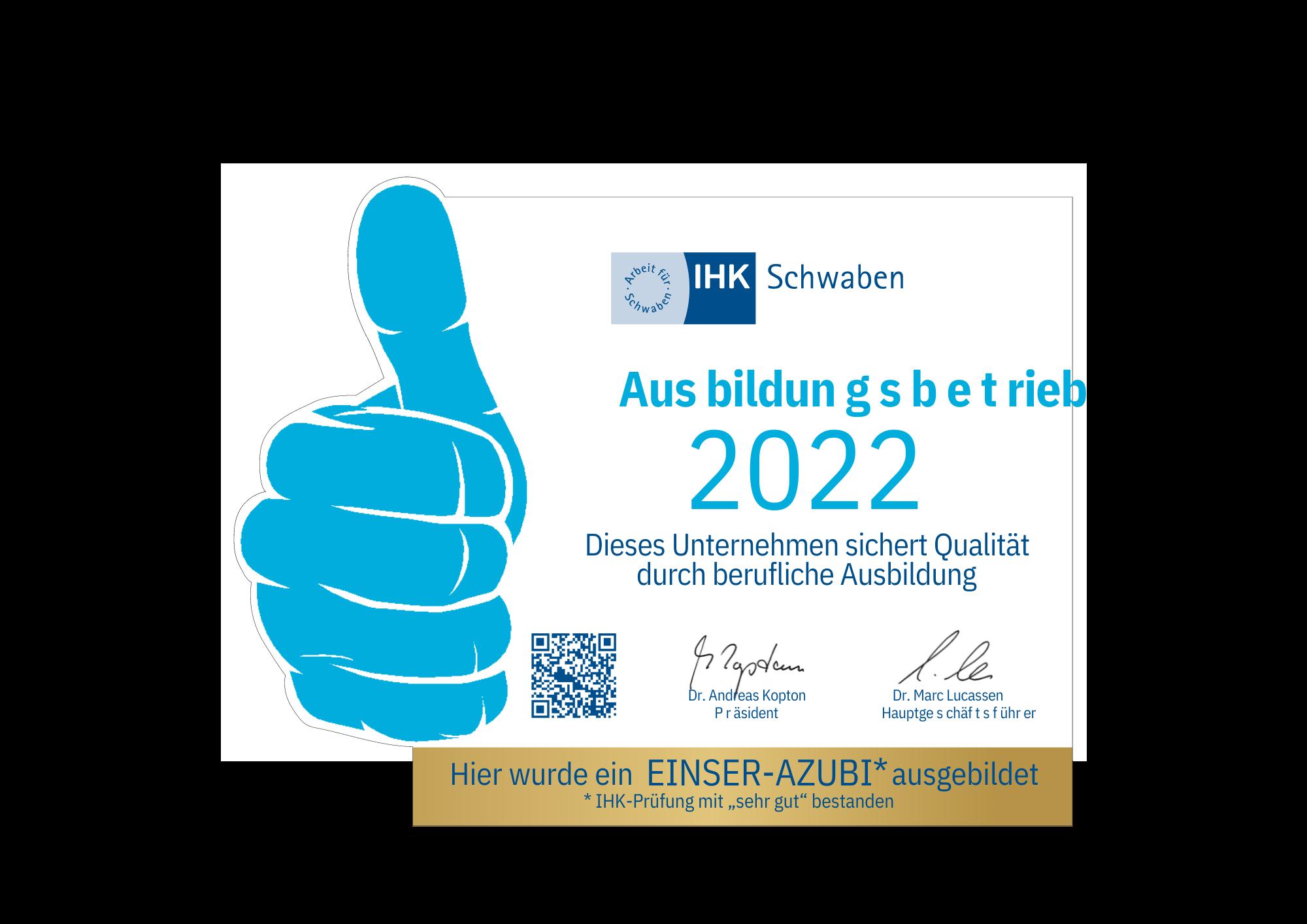 Lutz IHK Logo