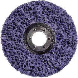 Grobreinigg.scheibe ROLOC76,2mm S xcs violett 3M